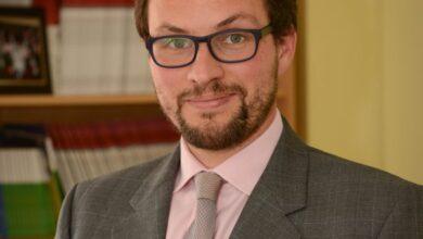 Photo of كريستوف مايكلز، مدير الإدارة