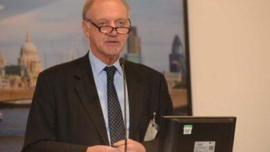 Photo of ريتشارد كوتون، المستشار التجاري