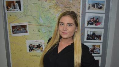 Photo of إيما جويس ، ادارية / منسقة أحداث ناشئة