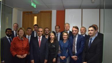 Photo of تستضيف هيئة الإذاعة البريطانية مناقشة مائدة مستديرة مع سعادة رئيس المحكمة القاضي فائق زيدان