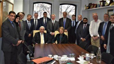 Photo of تستضيف IBBC مناقشة مائدة مستديرة مع سعادة السيد جعفر الصدر