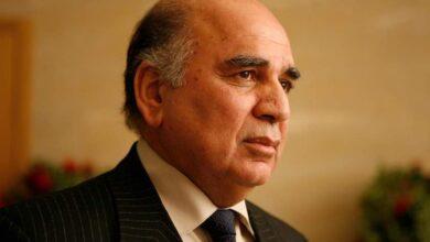 Photo of نائب رئيس الوزراء العراقي يرأس وفداً رفيع المستوى من مسؤولي الحكومة العراقية إلى مؤتمر الربيع لـ IBBC في قصر القصر ، لندن في 10 أبريل