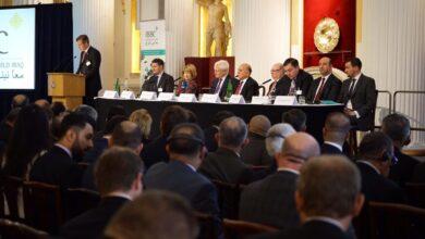 Photo of IBBC تعقد مؤتمر الربيع السنوي التاسع في مانشن هاوس ، لندن في 10 أبريل