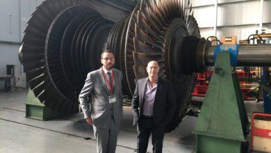 Photo of زيارة IBBC الى شركة سيمنز في نيوكاسل