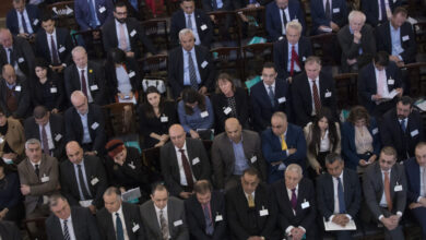 Photo of حلقات نقاش عبر الأنترنت لمجلس الأعمال العراقي البريطاني IBBC