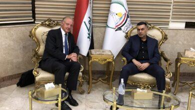Photo of زيارة IBBC إلى البصرة
