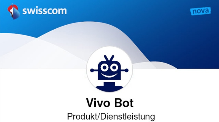 Swisscom Artificial Intelligence Z Digital Agency