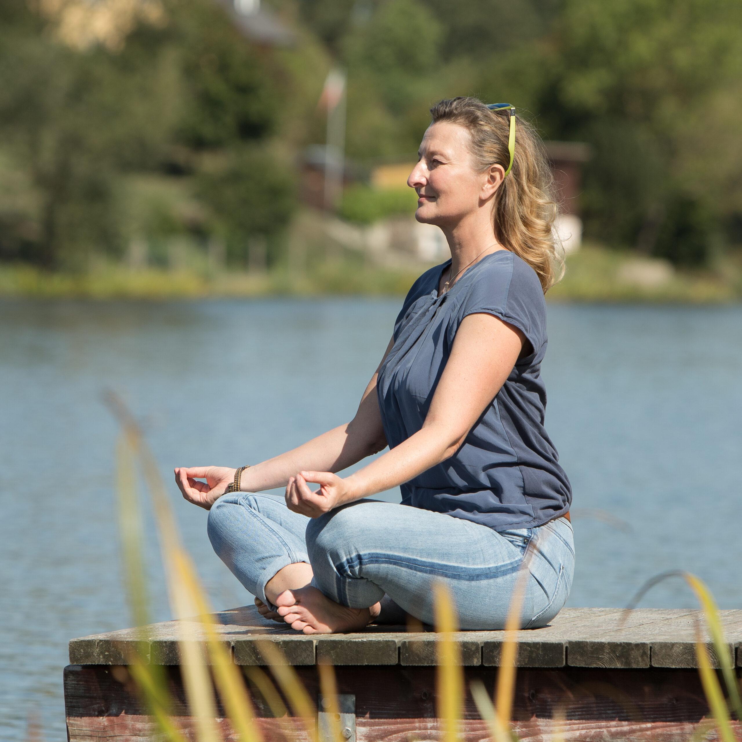 Stressabbau Entspannung Psychotherapie Kinesiologie Hof an der Saale Döhlau Entspannung Wellness Reiki Ernährungsberatung mindful-aging Jutta Grenz-Greim