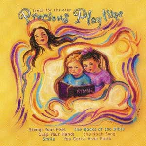 CD Cover: Songs for Children: Precious Playtime