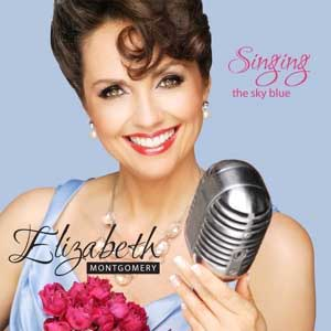 CD Cover: Singing the Sky Blue
