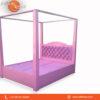Princess Pink Poster Bed