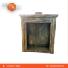 Indian Green Fire Place