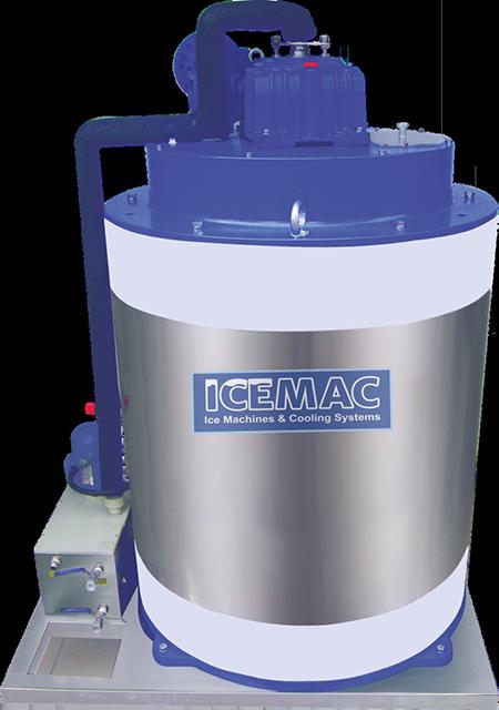 1 ton/day Flake Ice Machine