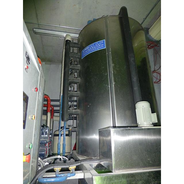 10 ton/day Flake Ice Machine