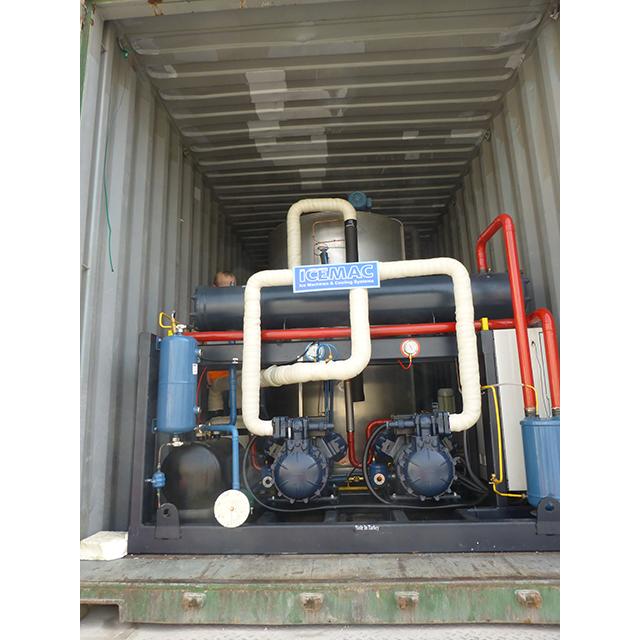 20 ton/day Flake Ice Machine