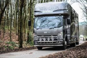 Horse Lorries and Guidelines for Cars