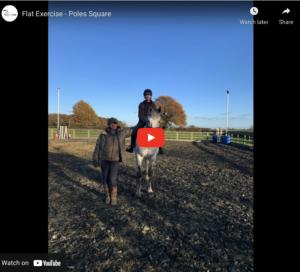 Flat Exercise – Poles Square