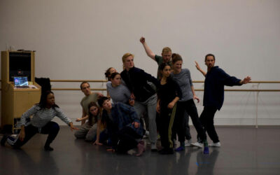 Playground at Rambert