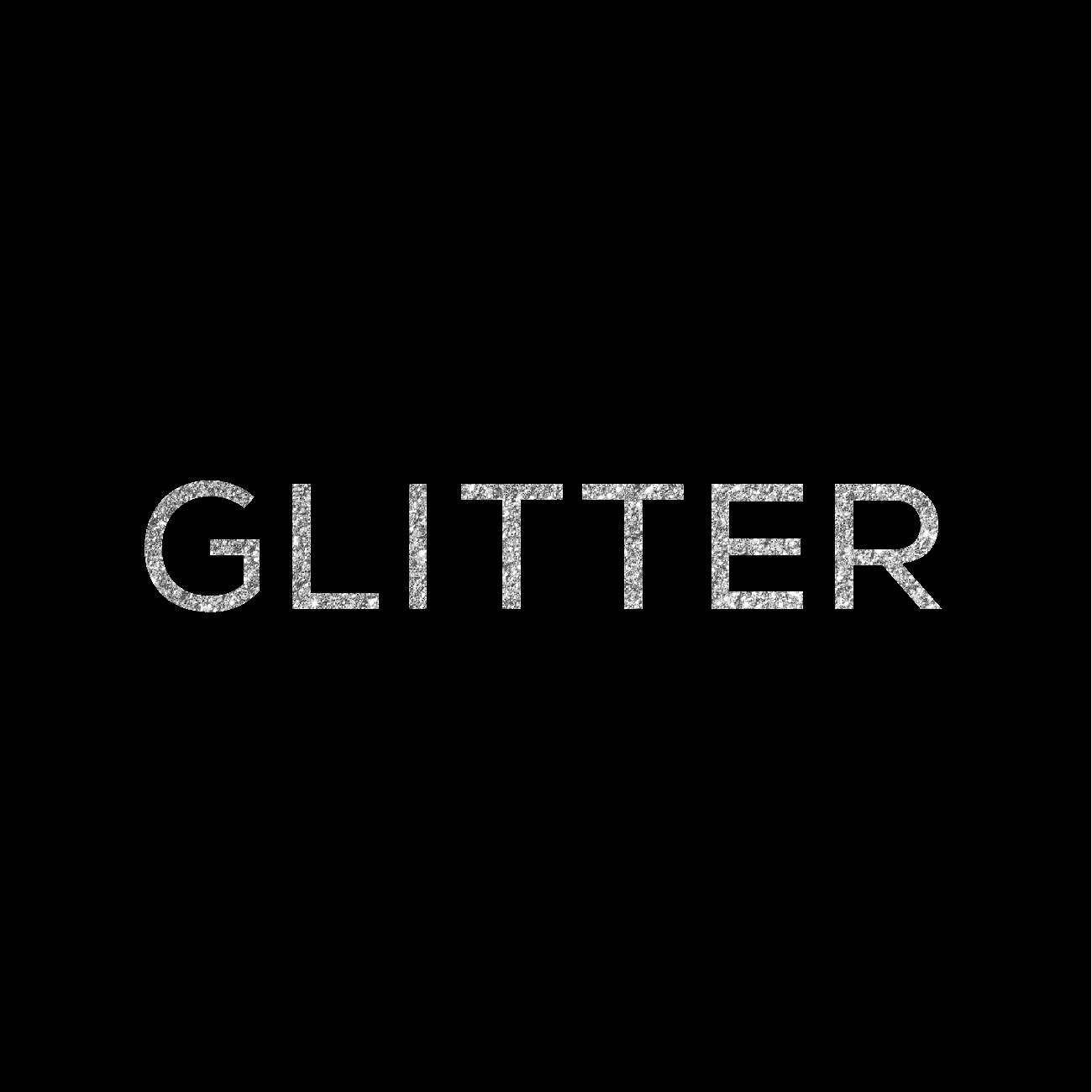 Glitter Catagory