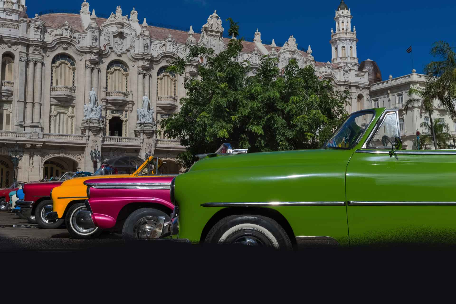 Bespoke Rallies - Cuba Classic Rally 2021, Worldwide Classic Car Rally & Touring Events
