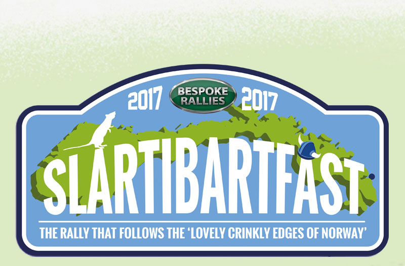 Bespoke Rallies   Slartibartfast 2017   Classic Car Rally & Touring Event