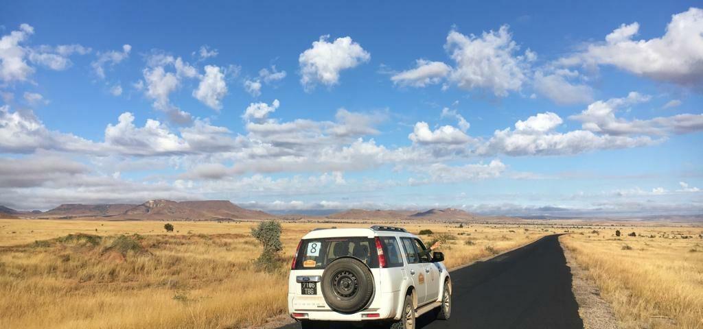 Magical Madagascar Day 9 - June 23rd – Fianarantsoa National Park to Isalo