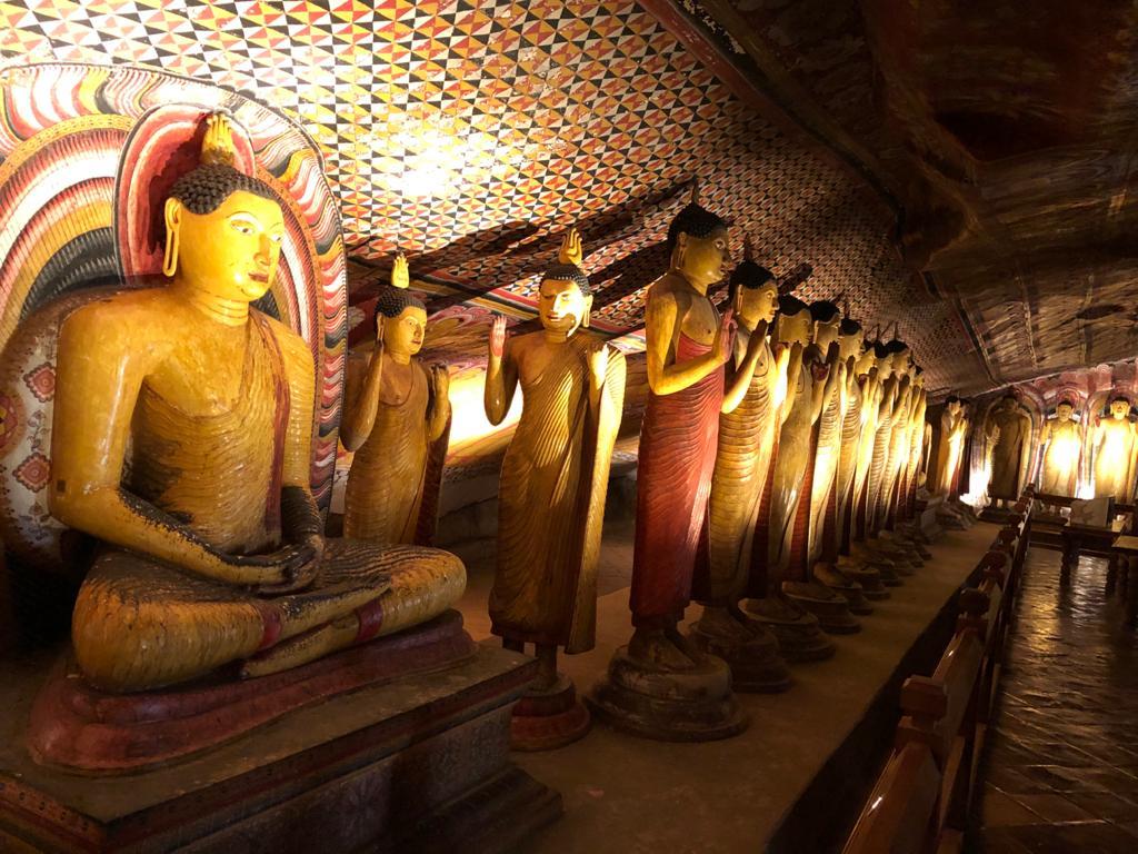 Sri Lanka Rally 2020  Day 11   Kandy to Sigiriya   Bespoke Rallies