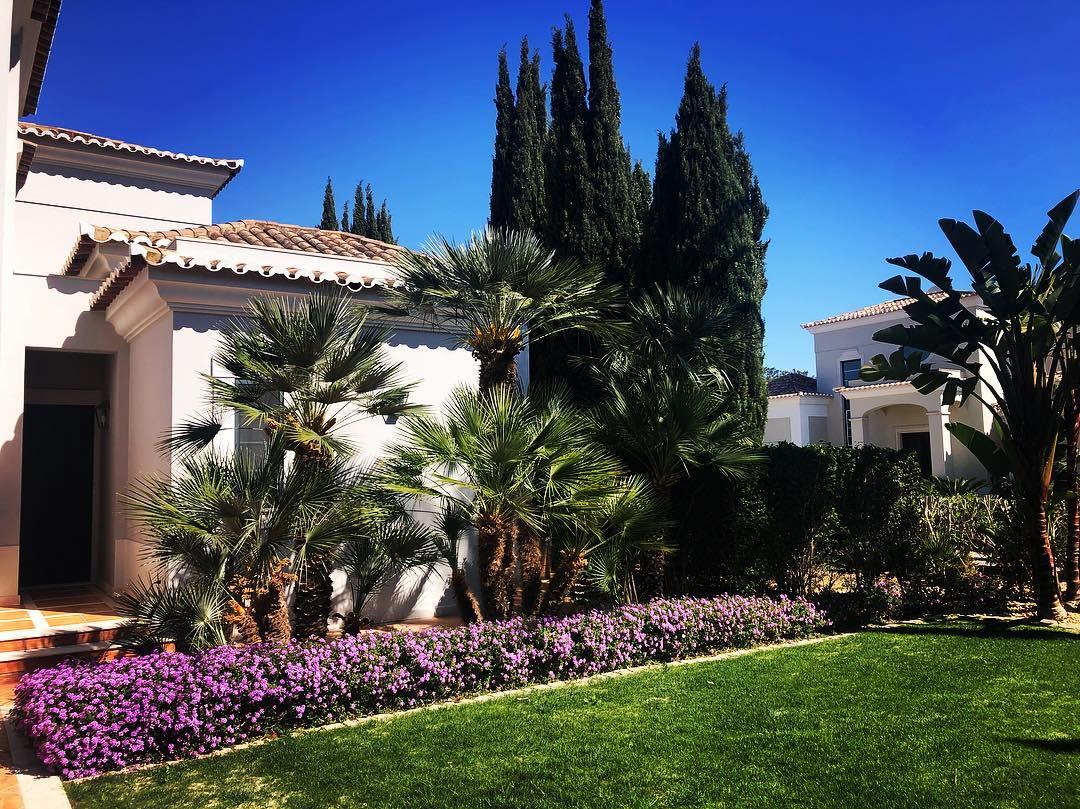 Contemporary Algarve Garden Style