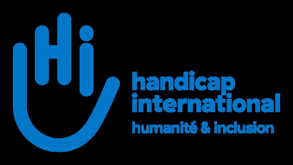 Catalystas Consulting Client: handicap international logo