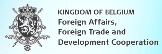 Belgian Ministry for Foreign Trande and Development Logo