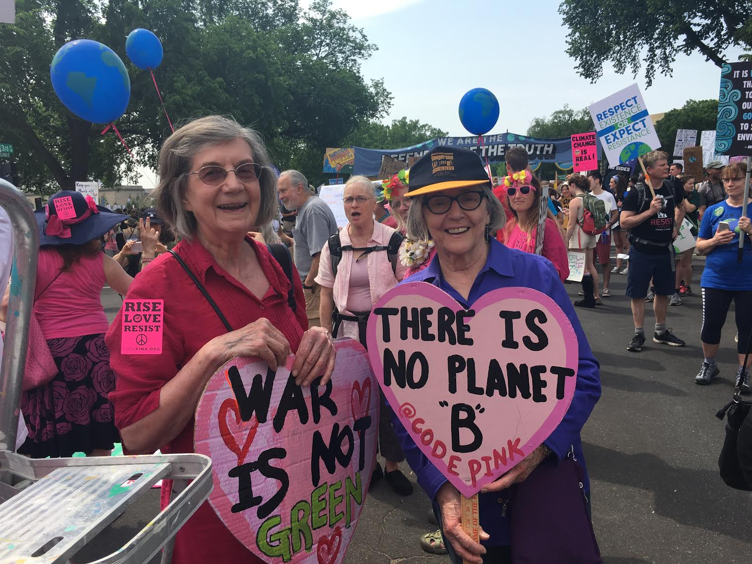 wlpf climate march 2018