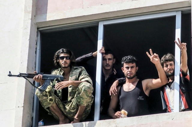 freedom fighter or terrorists? North Syria 2019