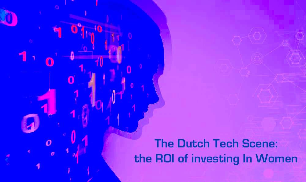 Women Dutch Tech Scene cover photo