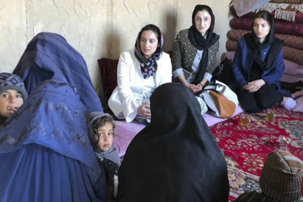 Stichting Voice of Afghan Wo=Men
