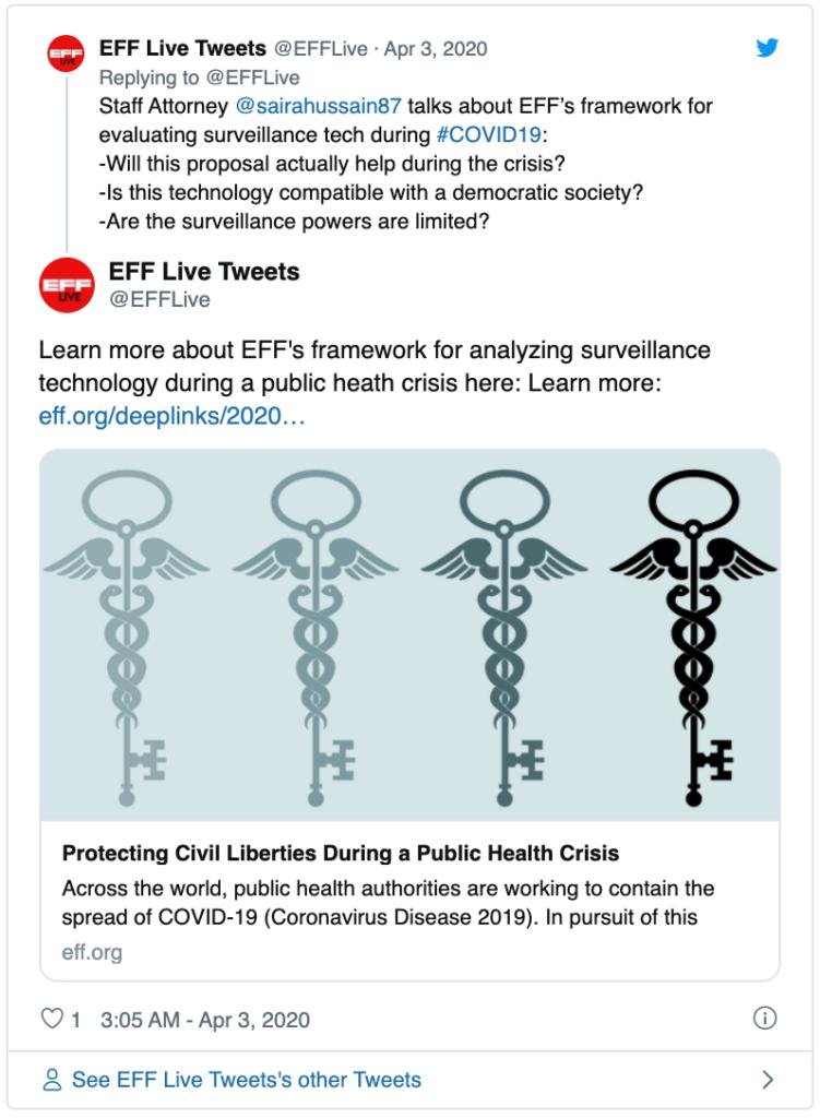 data regulation tweet