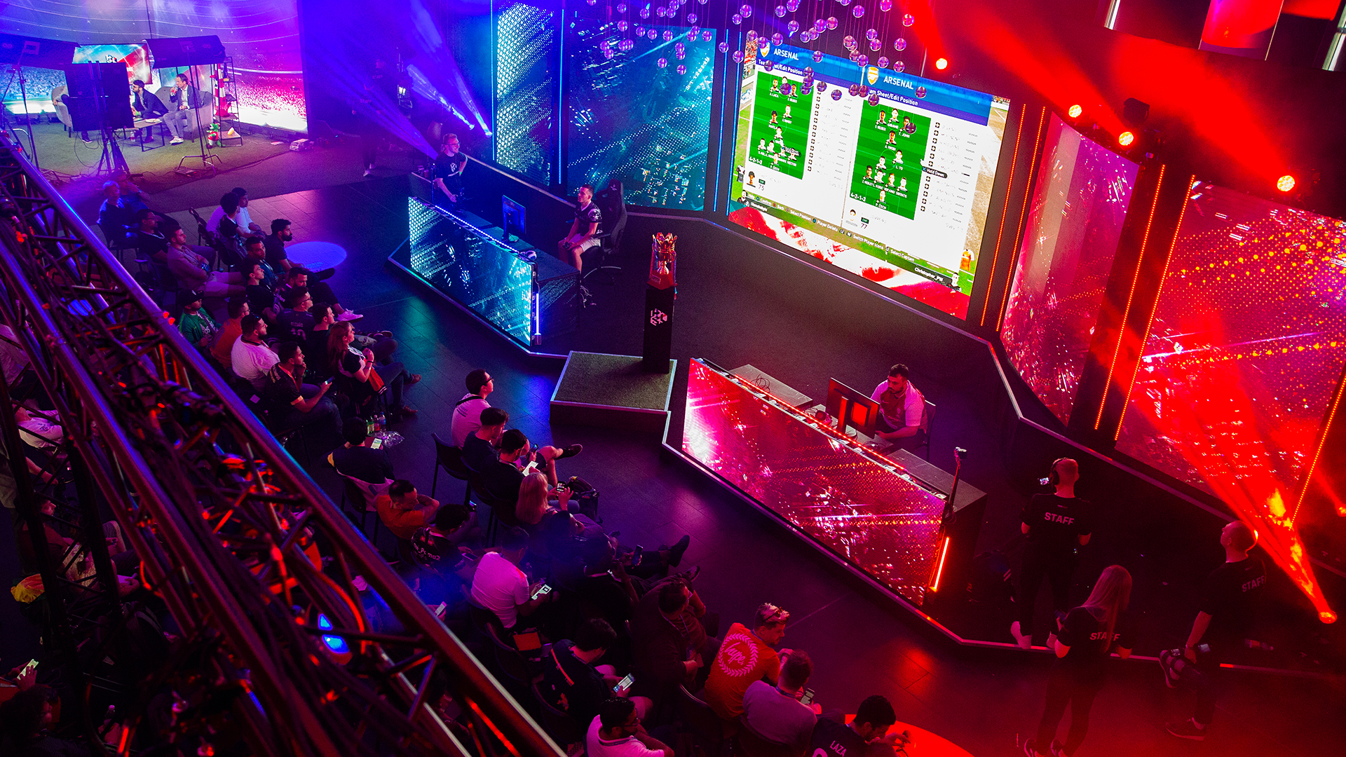 EGL – PESLeague World Finals Behind the Scenes