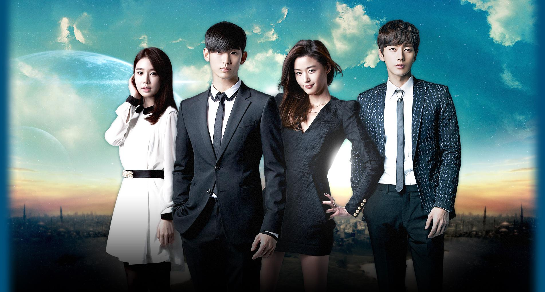 you came from the stars minihanok