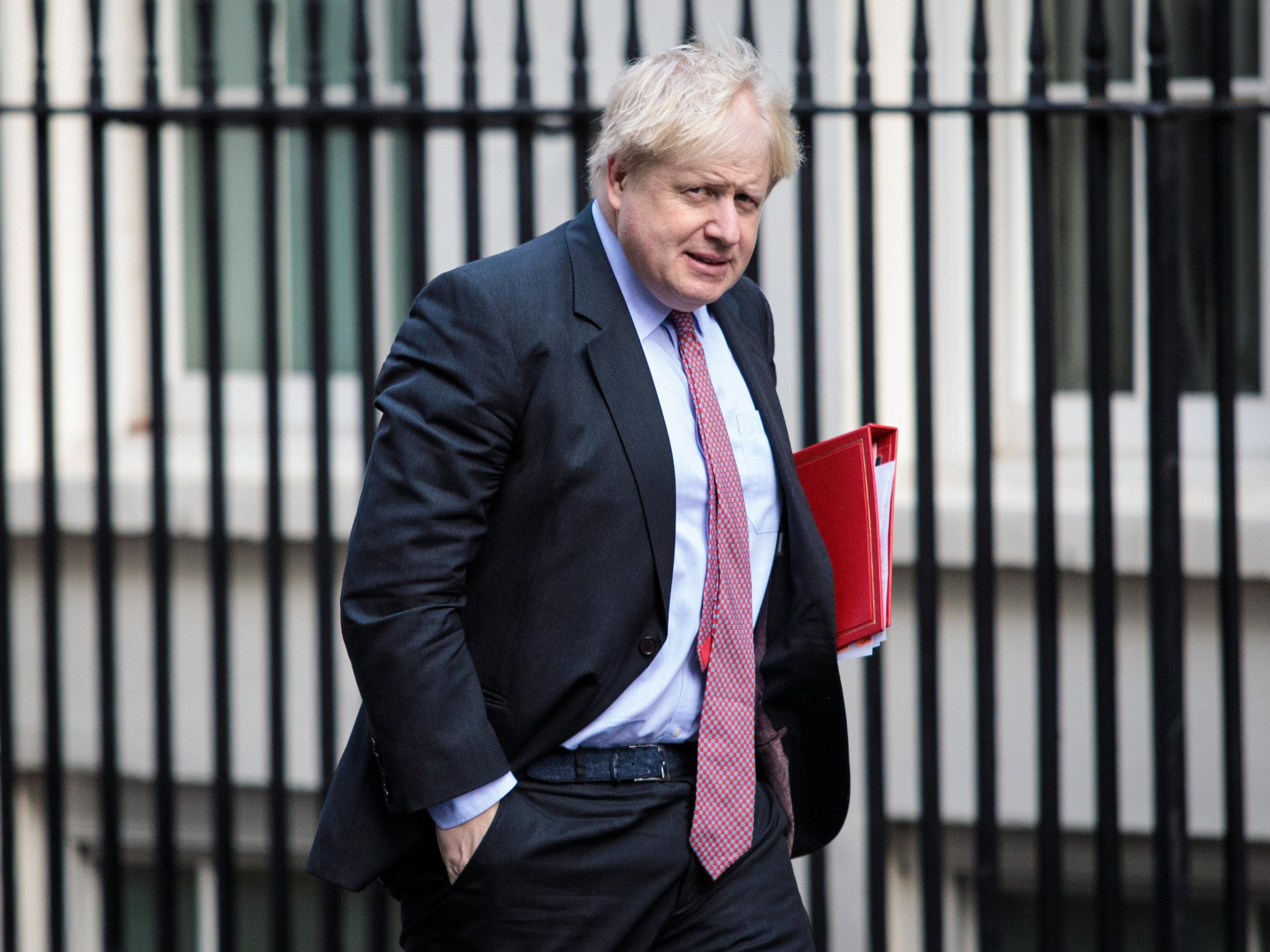 Islam, Islamophobia, Boris Johnson