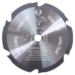 Cutting Fibre Cement Board