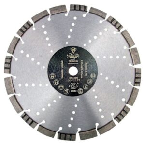 Dual Purpose Asphalt & Concrete (Manual Floor Saw Blades)