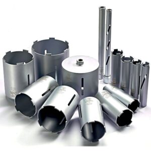 Dry Diamond Core Bits 22ø - 162ø General Building Materials