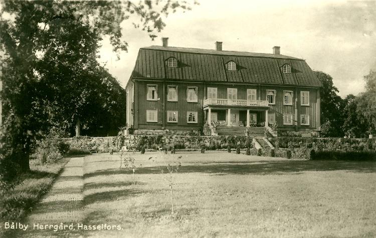 Bålby 1927