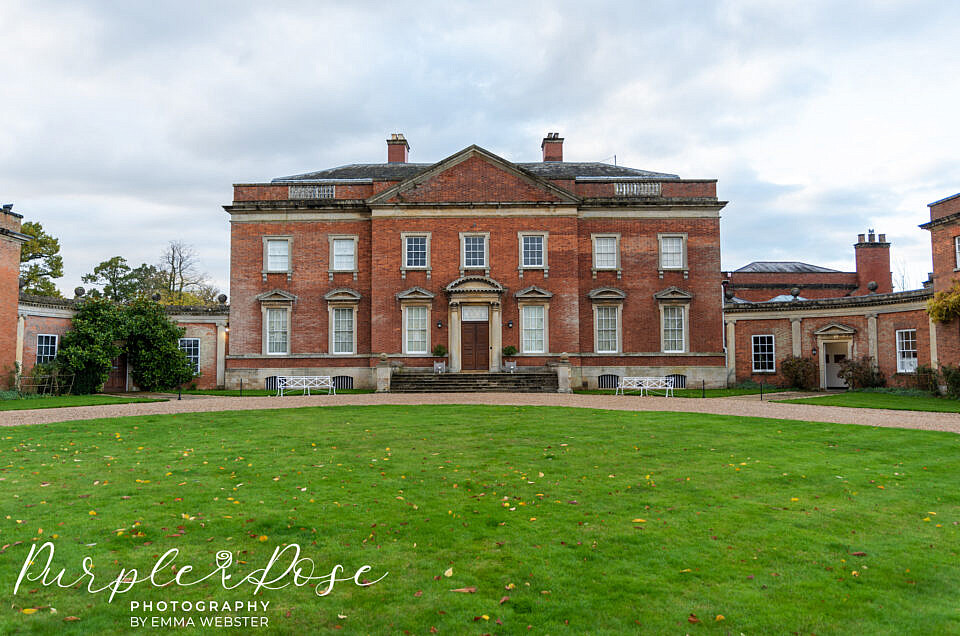 Kelmarsh Hall Northampton Wedding Photographer