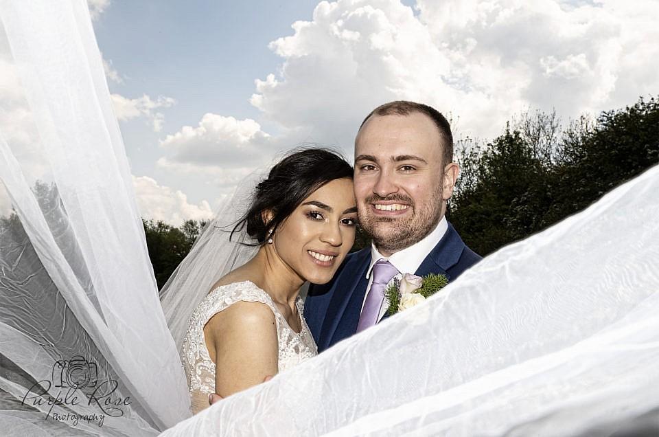 Mercure Milton Keynes Wedding Photographer