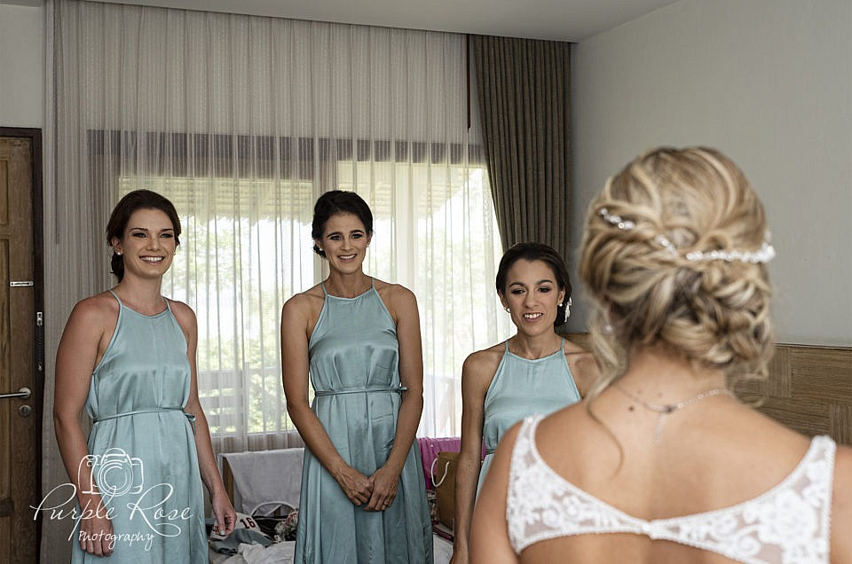 Why I love photographing bridal preparations