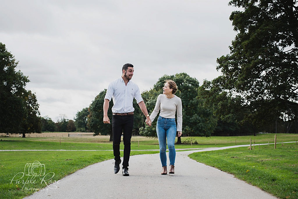 Pre wedding shoot in Milton Keynes