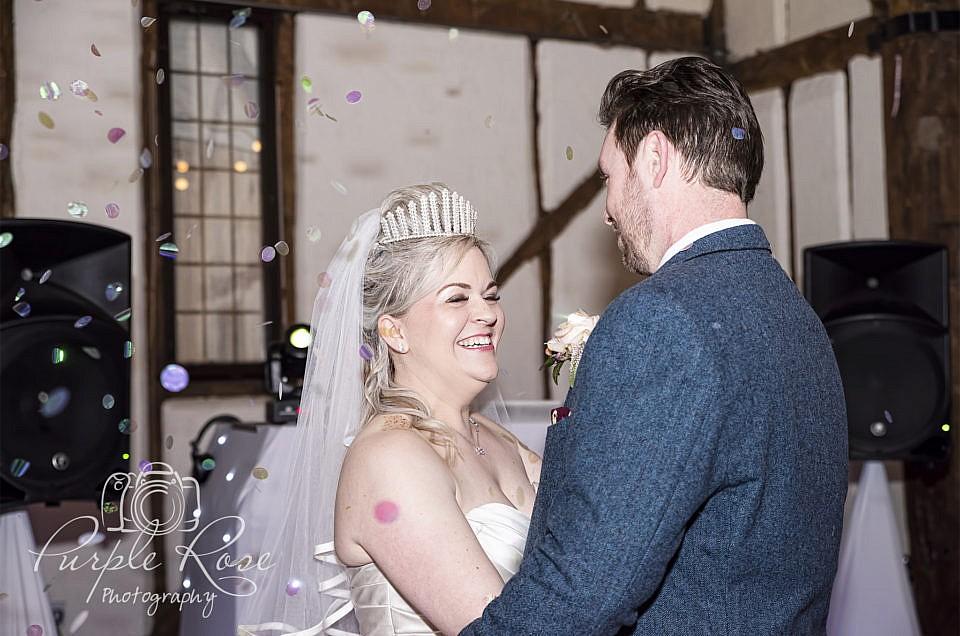 The Barns Hotel Bedford Wedding Photographer