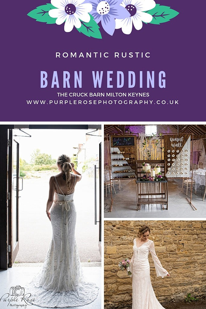 Cruck Barn wedding photographer information