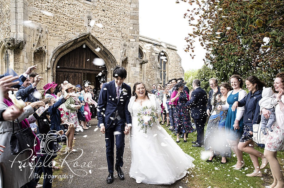 The Thatched Barn, Yelling, Wedding Photographer