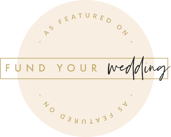 Fund your wedding logo